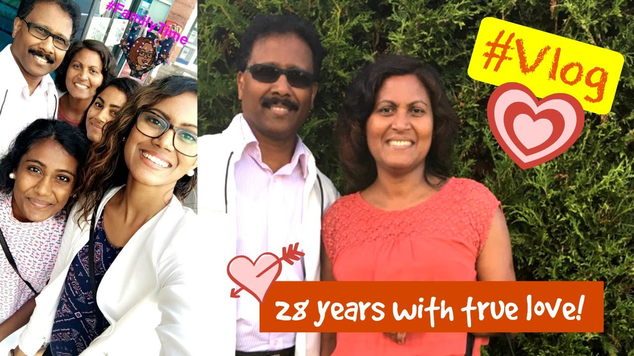 28th Wedding Anniversary Gift: Celebrating Our Parents 28th Wedding Anniversary! //