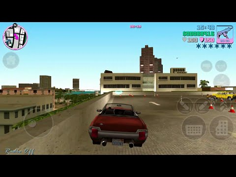 GTA VC 100% Walkthrough: Cone Crazy