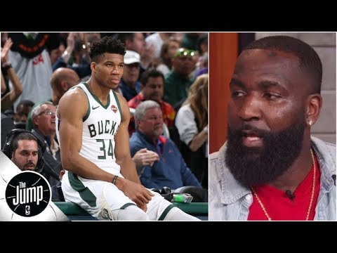 'Toronto has snatched their souls' - Kendrick Perkins on Raptors vs. Bucks | The Jump