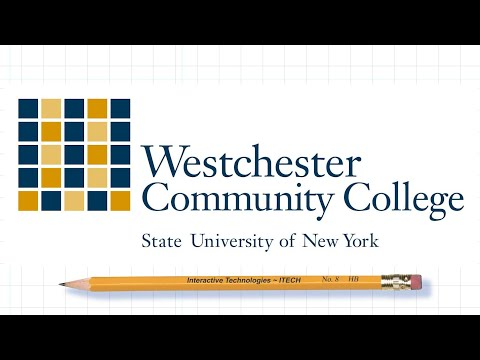 Interactive Technology ITECH at SUNY Westchester Community College