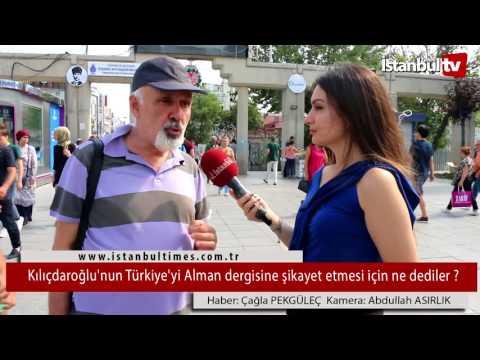 Kılıçdaroğlu'nun Türkiye'yi Alman dergisine şikayet etmesi için ne dediler?