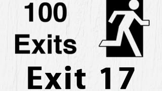 100 Exits - Exit 17 Answer