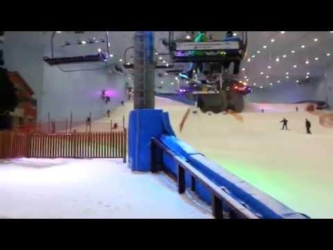 Ski Dubai - Indoor ski slope in Dubai, United Arab Emirates - snow World