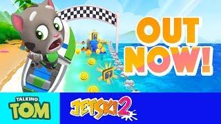 Talking Tom Jetski 2 - Jet. Set. Go! (Gameplay) DOWNLOAD NOW! thumbnail