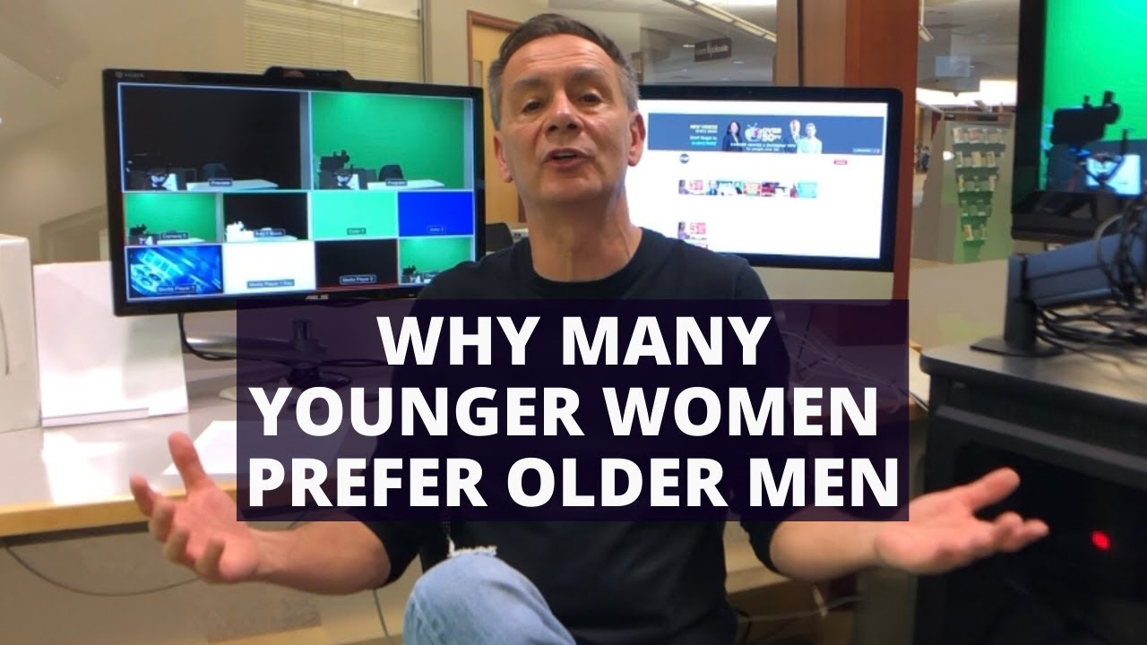 Why You Shouldnt Date Older Women - YouTube