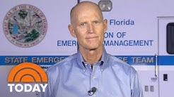 Florida Governor Rick Scott: Irma Is An Unbelievable Hurricane