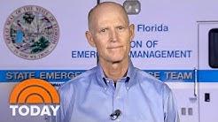 Florida Governor Rick Scott: Irma Is An Unbelievable Hurricane
