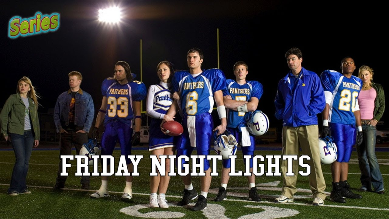 Friday night lights porn — pic 15