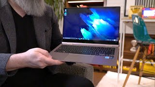 Samsung Galaxy Book Pro and Pro 360: First look