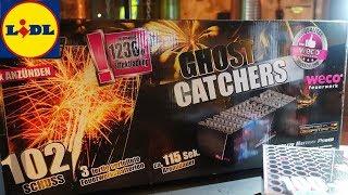 Weco Ghost Catchers | 102 Schuss | XXL Verbund | Lidl | 49,99 € [Full HD]