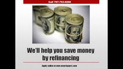 fha streamline refinance with no closing costs