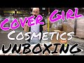 UNBOXING: Cover Girl Cosmetics