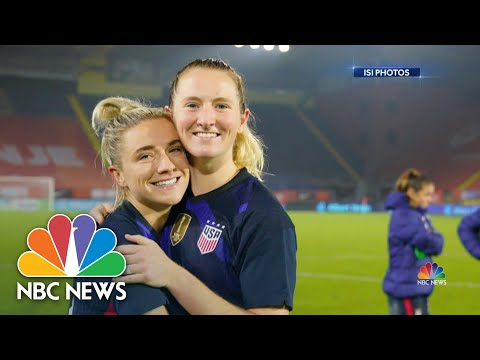 Sisters Make History As They Head to Tokyo Olympics