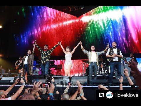 Gloria Trevi - Todos Me Miran - En Vivo #LasQueMandan Concert 11.17.18 from YouTube · Duration:  5 minutes 10 seconds