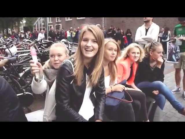 AMSTERDAM - Blick hinter die Kulissen einer klassenfahrt - HEROLÉ Klassenfahrten