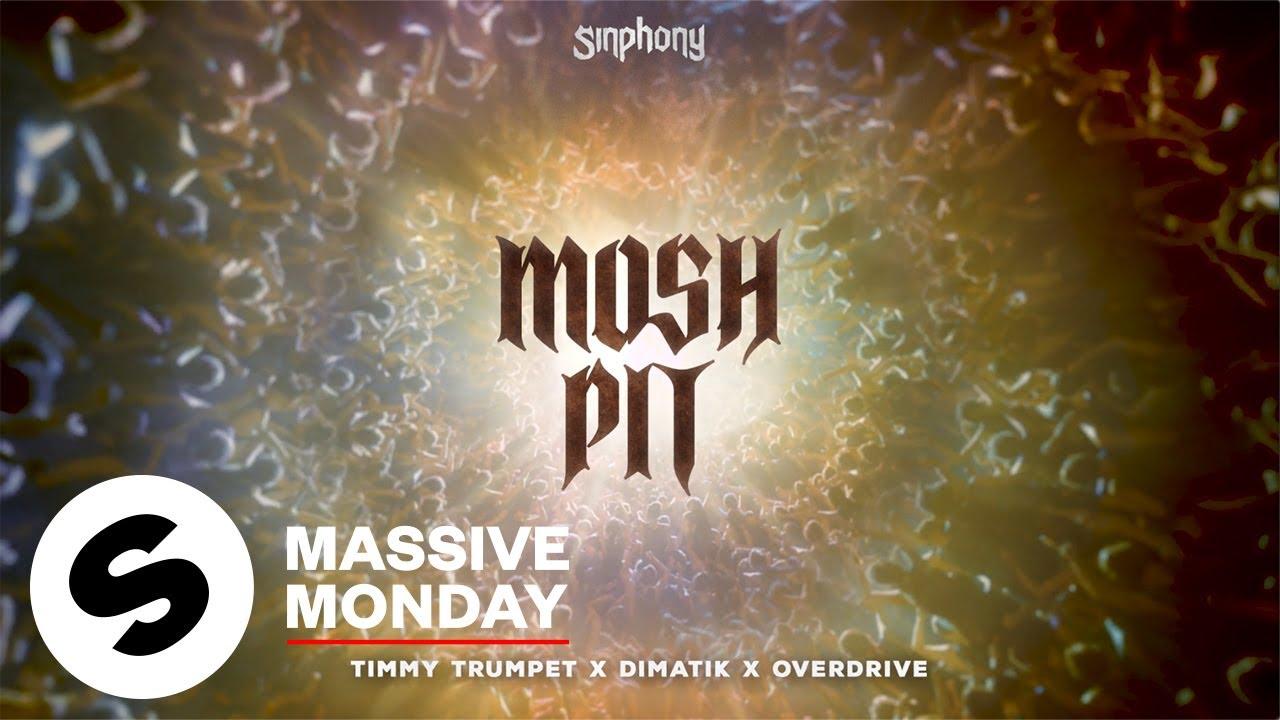 Timmy Trumpet x Dimatik x Overdrive - Mosh Pit (Official Audio)