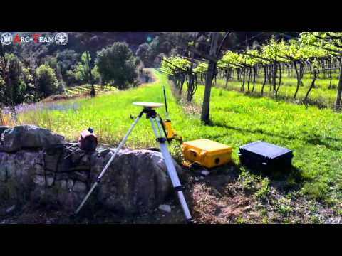 Geophysical Survey in the Vineyards