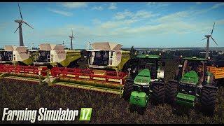 Żniwa Rzepakowe z WIDZAMI na PGR! S4E1 | Farming Simulator 17