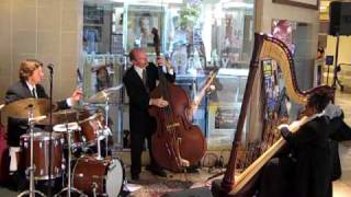 The Destiny Muhammad Trio LIVE @ The Lloyd Center Portland, OR
