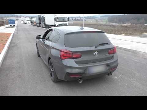 BMW Mx40i B58 mit Ottopartikelfilter (OPF) und Abgasanlagenmodifikation