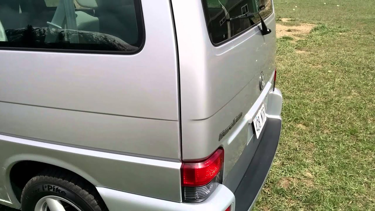 VW Eurovan Westfalia 1