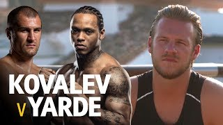 Ben Davison reveals how Kovalev v Yarde will be won and lost