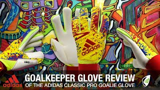 Gambar cover Adidas Classic Pro Goalkeeper Glove Review