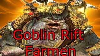 DIABLO 3 RoS ★Goblin Rift Farmen [German/HD]