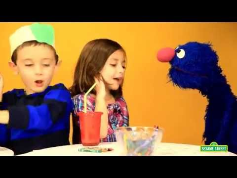 Family Time with Grover