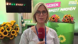 """Machtoption der Grünen: """"CSU kann sich ihren Partner aussuchen"""""""