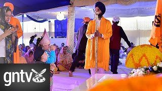 Gurudwara Dubai Celebrates 550 Years Birth Anniversary of Guru Nanak Dev Ji