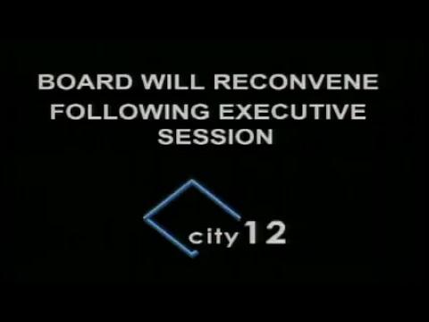 Board of Directors Meeting 10-17-17