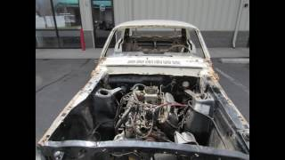 1966 Mustang Restoration Part II