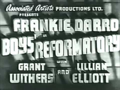 Boys' Reformatory 1939  FULL Movie  Howard Bretherton, Frankie Darro, Grant Withers