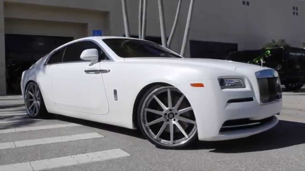 Excell Auto Group >> Excell Auto Group: Custom Rolls Royce Wraith - YouTube