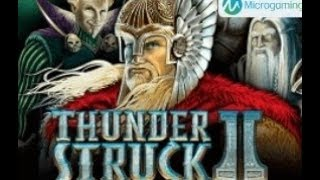 Thunderstruck II - Slot Machine