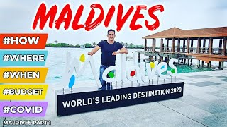 Maldives Trip. Budget, Flight, Visa, Resort, Sim | Maldives Tips & Tricks
