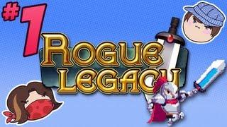 Rogue Legacy: Charon Ain't Sharing - PART 1 - Steam Train