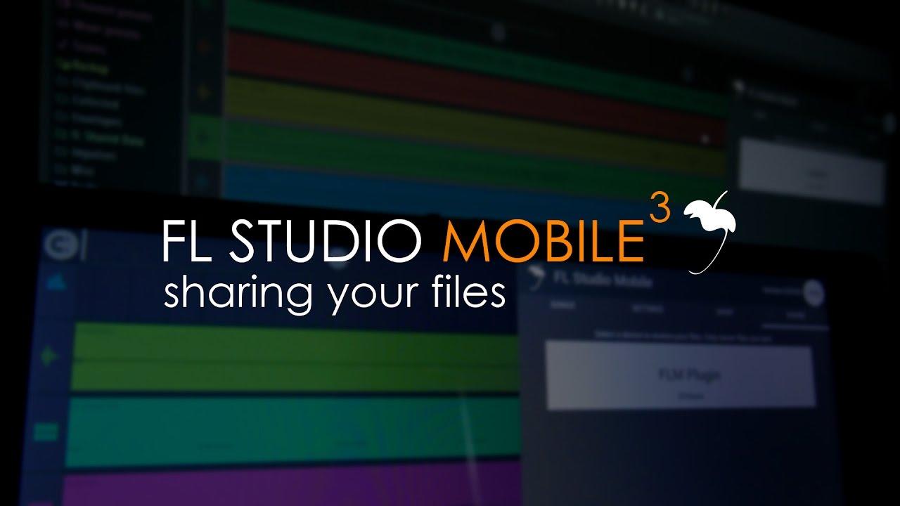 fl studio 12 mobile software