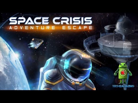 Adventure Escape Space Crisis Full Gameplay Walkthrough (iOS/Android)