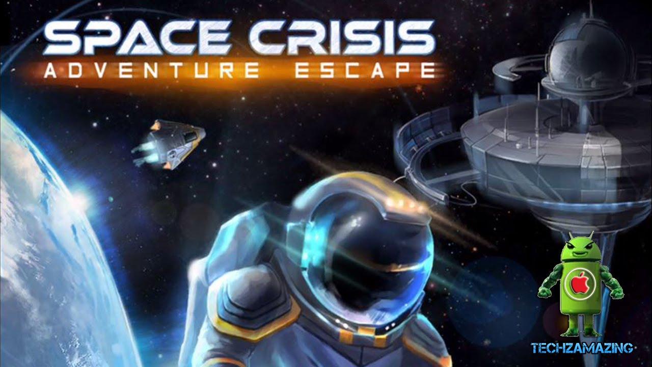 Space Escape Walkthrough