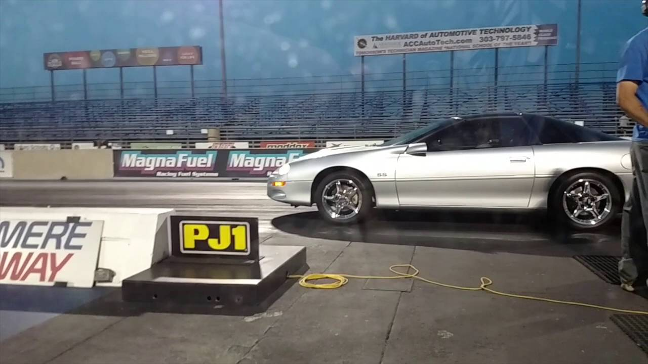1998 Honda Civic HX Drag Race
