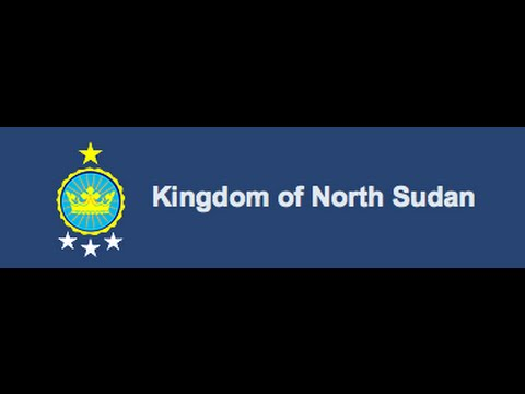 The Kingdom of North Sudan will be the world's first crowd-funded nation