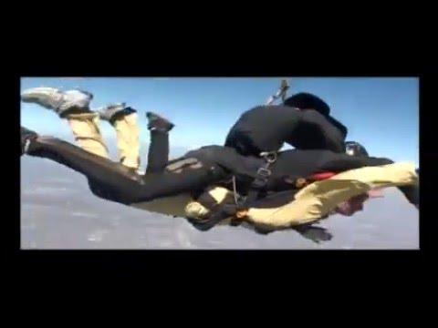 Skydiving over Pretoria