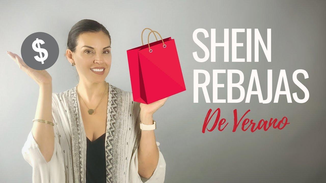 disponible genuino mejor calificado linda Shein Rebajas - Haul de compras