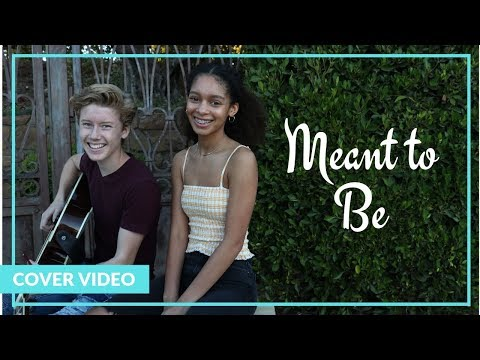 Meant To Be - Bebe Rexha & Florida Georgia Line (Cover by Ky Baldwin & Gabrielle Skye)
