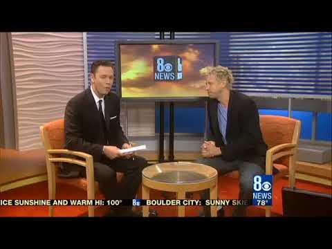 Aaron Radatz Interview CBS Las Vegas