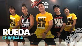 Download RUEDA by Chimbala | Zumba | TML Crew Fritz Tibay Mp3 and Videos