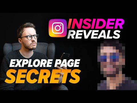 Instagram Explore & Hashtag Ranking Algorithms Exposed | Insider Reveals IG Secrets