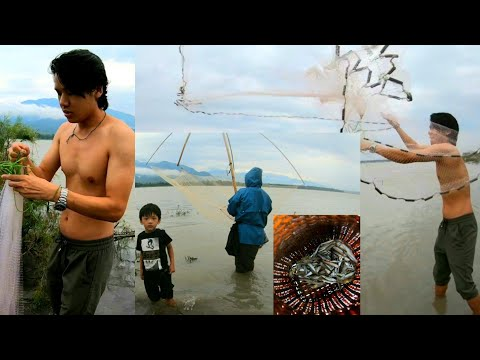 Community Fishing | Adi Tribe | Siang River | Arunachal Pradesh | Northeast India | Lenzing Weekly